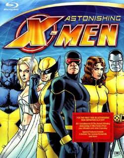 Marvel Knights: Astonishing X-Men: Gifted, Dangerous, Torn, Unstoppable (Blu-ray Disc) 9487784