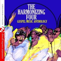 HARMONIZING FOUR - GOSPEL MUSIC ANTHOLOGY: THE HARMONIZING FOUR 9487873