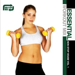 ESSENTIAL WORKOUT MIX: NON-STOP HOUSE - VOL. 1-ESSENTIAL WORKOUT MIX: NON-STOP HOUSE 9488170