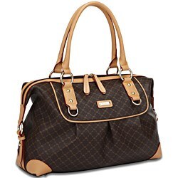 Rioni 'The Patti Bag' Signature Brown Handbag