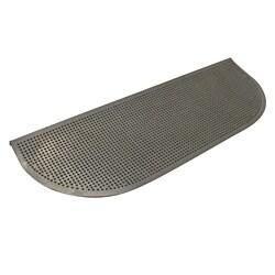 Rubber-Cal Grip Tight Rubber Step Mat