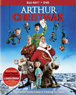 Arthur Christmas (Blu-ray/DVD) 9496870