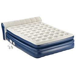 AeroBed Premiere Queen-size Bed with Headboard