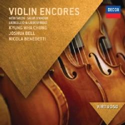 Various - Virtuoso: Violin Encores 9501414