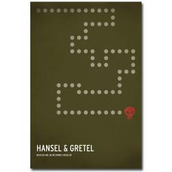 Christian Jackson, 'Hansel and Gretel' Canvas Art