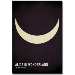 Christian Jackson 'Alice in Wonderland' Canvas Art