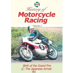 Castrol History of Motorcycle Racing: Vol. 2 (DVD) 9522025