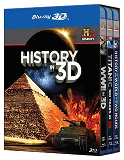 History in 3D (Blu-ray Disc) 9539497