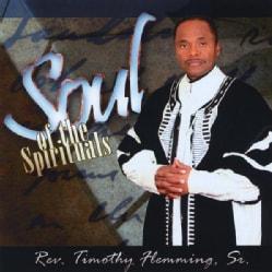 TIMOTHY SR. REV. FLEMMING - SOUL OF THE SPIRITUALS 9540705