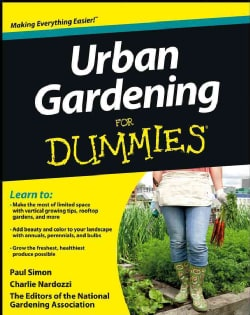 Urban Gardening for Dummies (Paperback)