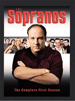 The Sopranos: The Complete First Season (DVD) 105825
