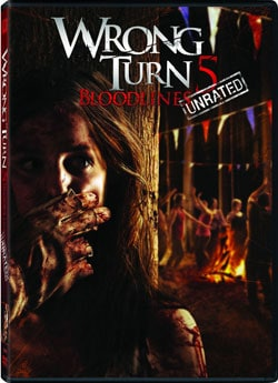 Wrong Turn 5 Bloodlines (DVD) 9587968