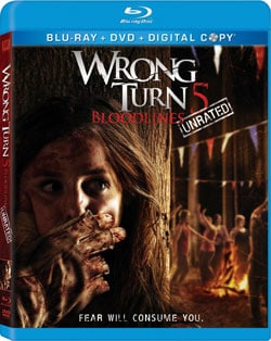 Wrong Turn 5 Bloodlines (Blu-ray Disc) 9587970