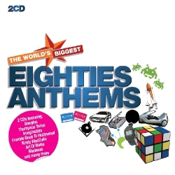 WORLD'S BIGGEST EIGHTIES ANTHEMS - WORLD'S BIGGEST EIGHTIES ANTHEMS 9588546