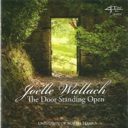 University Of Northern Texas Conductors String Quartet - The Door Standing Open 9594984