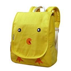 EcoZoo Chick 11.5-inch Kid's Mini Backpack
