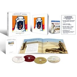 Lawrence of Arabia - 50th Anniversary Collector's Edition (Blu-ray Disc) 9604999