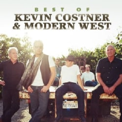 KEVIN & MODERN WEST COSTNER - BEST OF 9606996