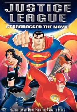 Justice League: Star Crossed (DVD) 808541