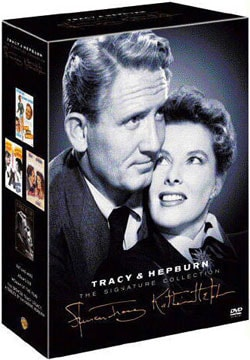 Katharine Hepburn & Spencer Tracy: The Signature Collection (DVD) 9666978