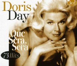 DORIS DAY - QUE SERA SERA-73 HITS 9667033