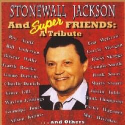 STONEWALL JACKSON & SUPER FRIENDS - STONEWALL JACKSON & SUPER FRIENDS 9714420