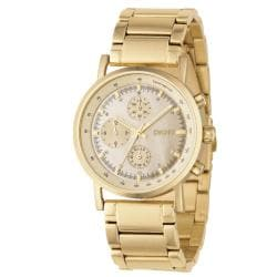 DKNY Women's Stainless Steel Chronograph Watch