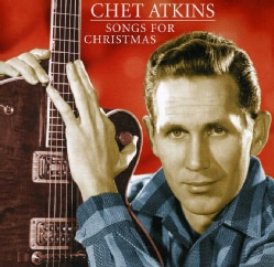 CHET ATKINS - SONGS FOR CHRISTMAS 9728488