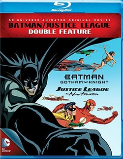 Justice League: New Frontier / Batman: Gotham Knights (Blu-ray Disc) 9743180