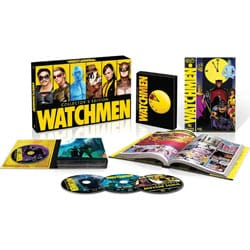 Watchmen: Ultimate Cut + Graphic Novel (Blu-ray Disc) 9743184