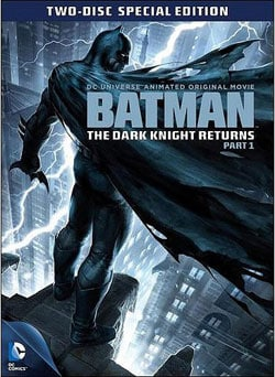 Batman: The Dark Knight Returns - Part 1 (DVD) 9751706