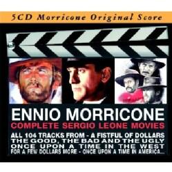ENNIO MORRICONE - COMPLETE SERGIO LEONE 9752447