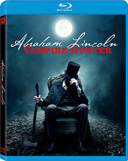 Abraham Lincoln: Vampire Hunter (Blu-ray Disc) 9779903