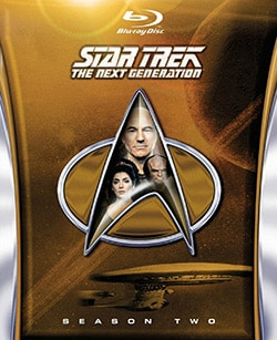 Star Trek: The Next Generation Season 2 (Blu-ray Disc) 9779926