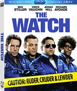 The Watch (Blu-ray Disc) 9797302