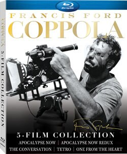 Francis Ford Coppola 5-Film Collection (Blu-ray Disc) 9826172