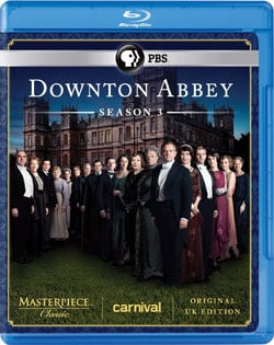 Masterpiece Classic: Downton Abbey: Season 3 (Blu-ray Disc) 9826718