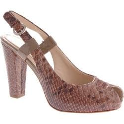 Women's Joan & David Gayle Dark Natural Multi