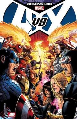 Avengers Vs. X-Men (Paperback) 9847647