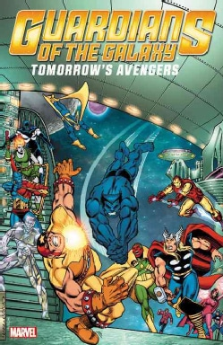 Guardians of the Galaxy: Tomorrow's Avengers 2 (Paperback) 9847686