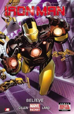 Iron Man 1 (Hardcover) 9847688
