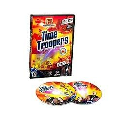 The History Channel Time Troopers DVD Game