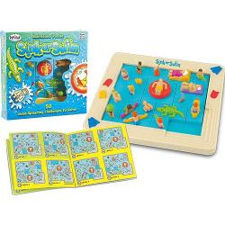 Sink or Swim Brainteaser Puzzle