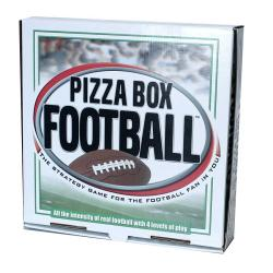 Pizza Box Football Game