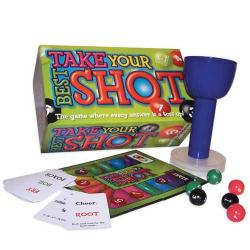 Take Your Best Shot Board Game