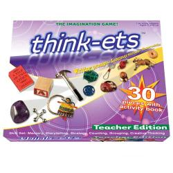 Think-ets Teacher Edition Game