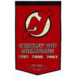 New Jersey Devils NHL Dynasty Banner 7534260