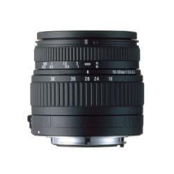 Sigma Zoom Super Wide Angle 18-50mm f/3.5-5.6 DC Autofocus Lens for Canon EOS Digital Cameras