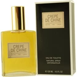 Long Lost Perfume - Crepe De Chine EDT Spray 4 oz (Women's) - Bottle