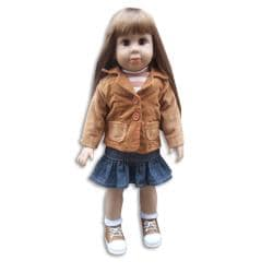 New York Doll Collection 18-inch Beth Doll